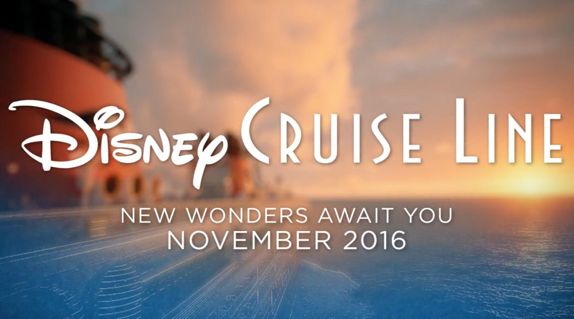 Disney Wonder to Receive Some new Magical Enhancements
