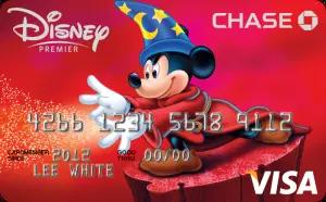 Chase Visa and Disney Renew Partnership Agreement