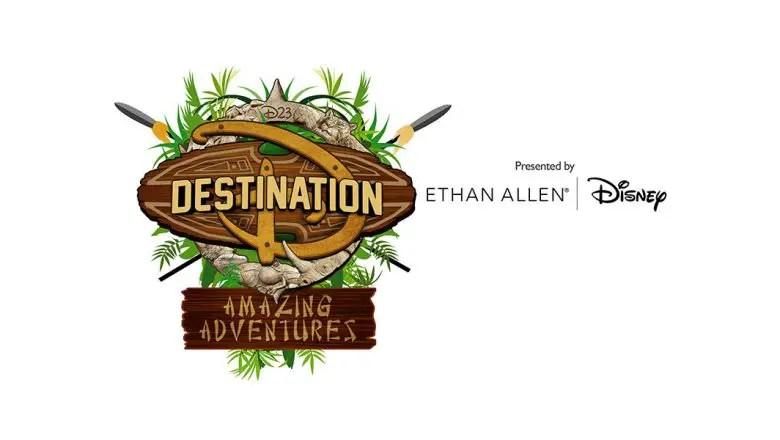 D23 Announces Schedule for 'Destination D: Amazing Adventures'