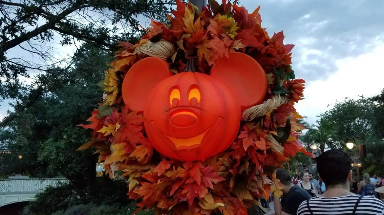 Disney World Refurbishment Schedule for October 2016