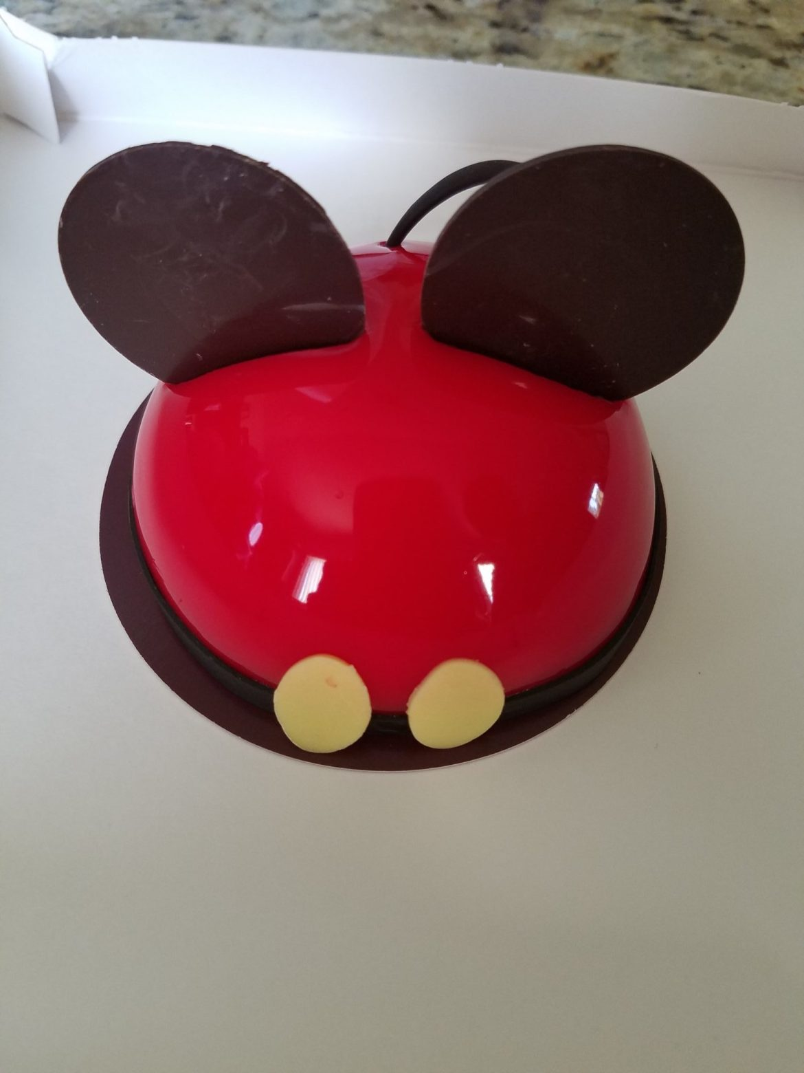 Amorette's Patisserie Autumn Gingerbread Pumpkin & Mickey Mouse Pastries Review
