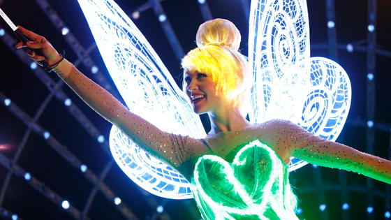 Paint the Night Parade Returns to Disneyland Park for a Limited Time