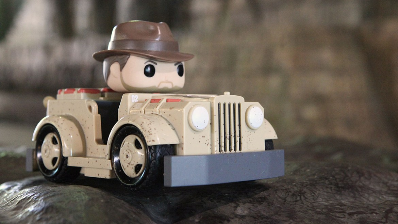 Disney Parks Online Store Launching Indiana Jones Adventure-Inspired Funko Pop!