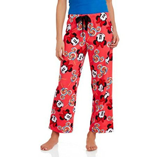 Have Sweet Dreams with Candy Themed Minnie Mouse Sleep Pants