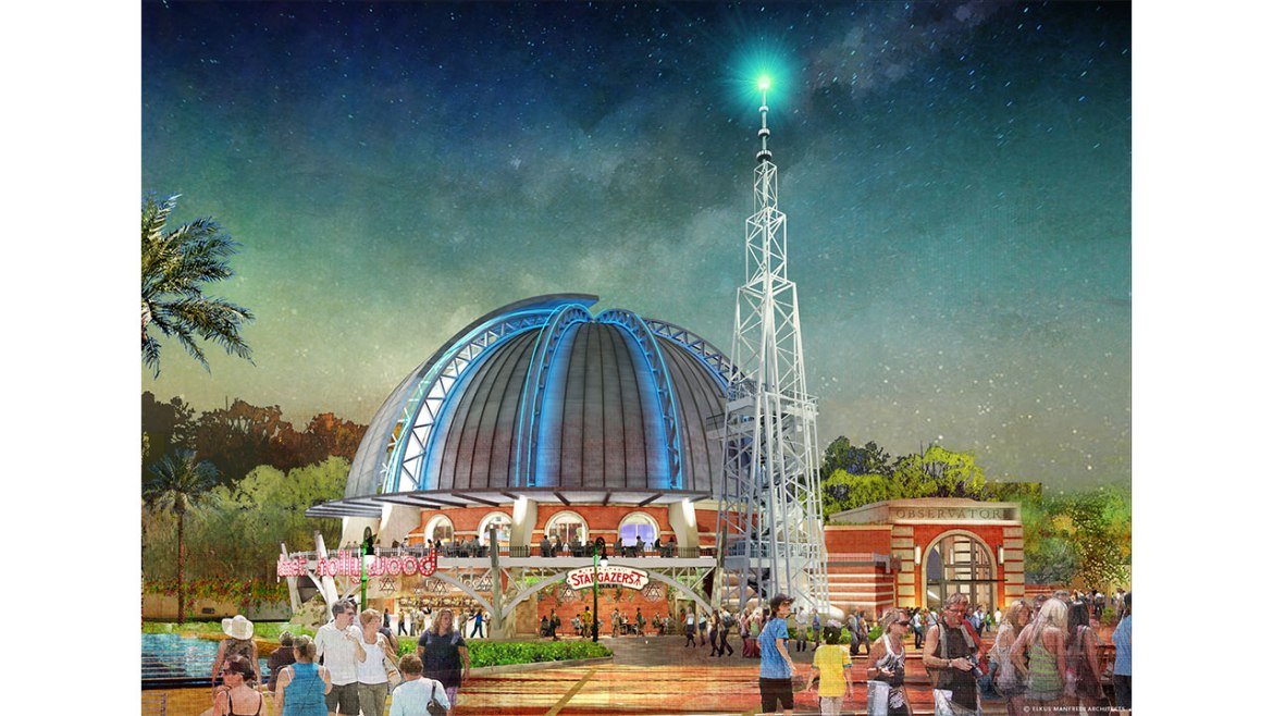 Disney Releases more information about the Stargazer Lounge at Planet Hollywood