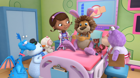 "Disney Junior Gets 5th Season Of Peabody Award-Winning Series ""Doc McStuffins"""