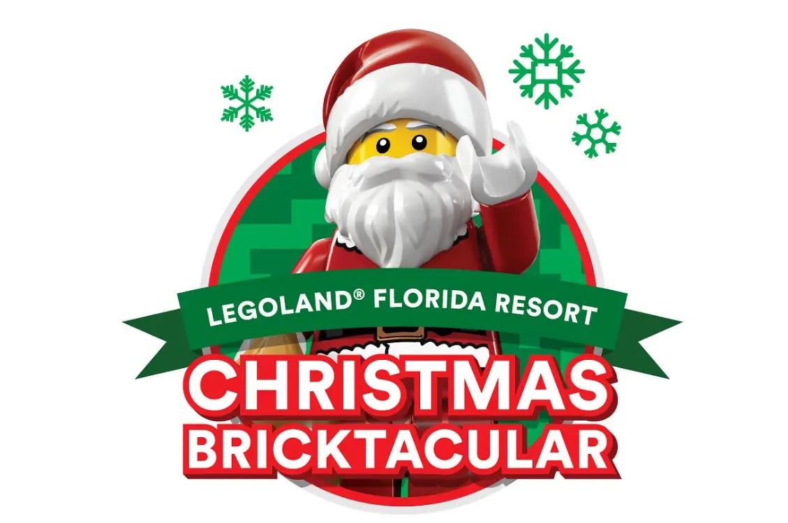 Legoland Florida Resort Christmas Bricktacular begins next month!