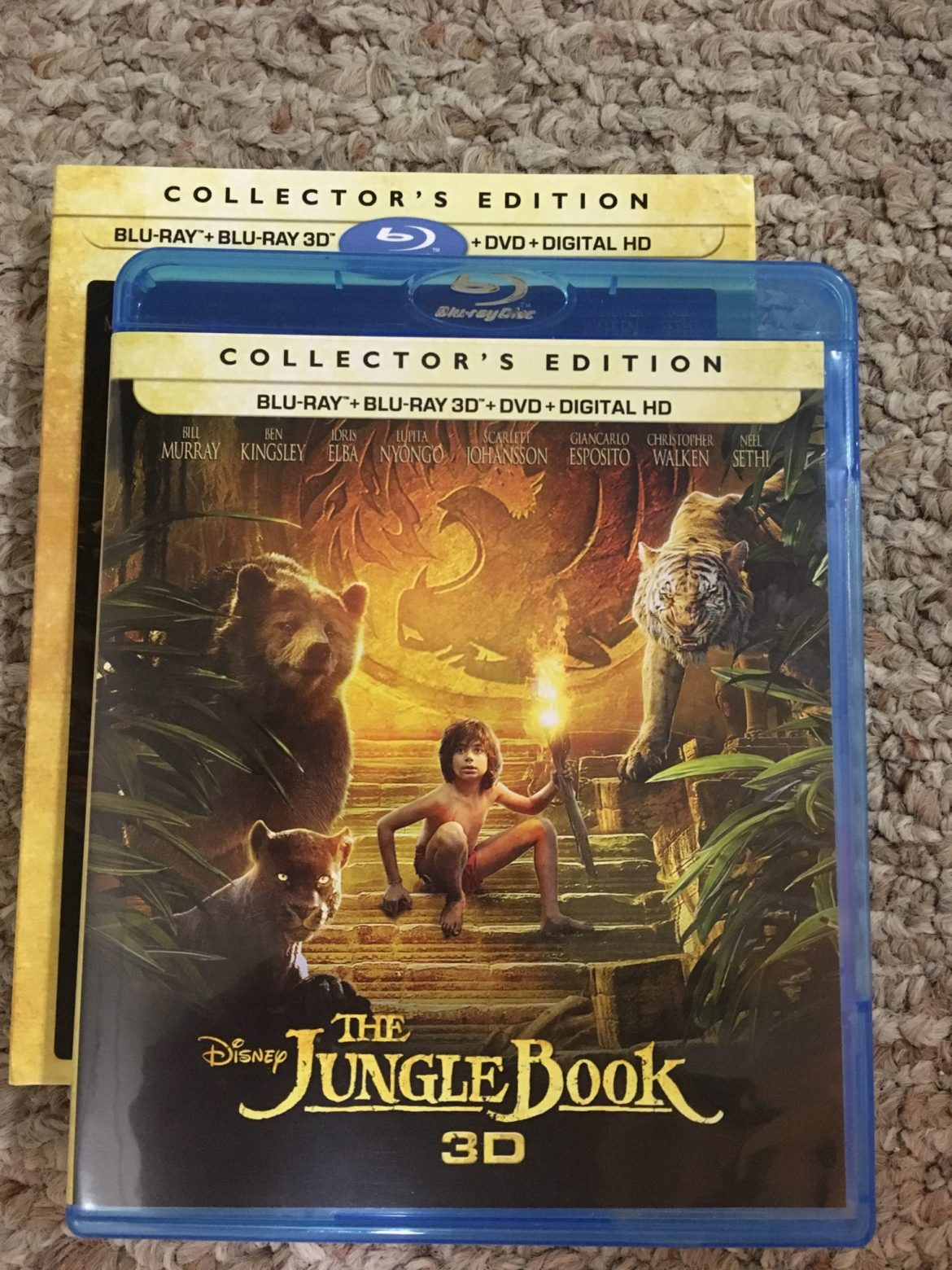 """Collector Edition """"Jungle Book"""" Review"""