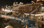 Time-Lapse Video of Magic Kingdom Transforming for The Holidays