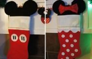 Disney DIY – Holiday Time Fun with A Disney Twist