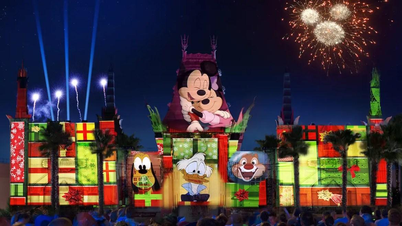 'Jingle Bell, Jingle BAM!' Starts Tonight at Disney's Hollywood Studios