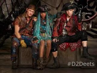 First look of Disney's Descendants 2!