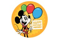 Mickey Celebrates his Birthday Around the World at Disney Resorts