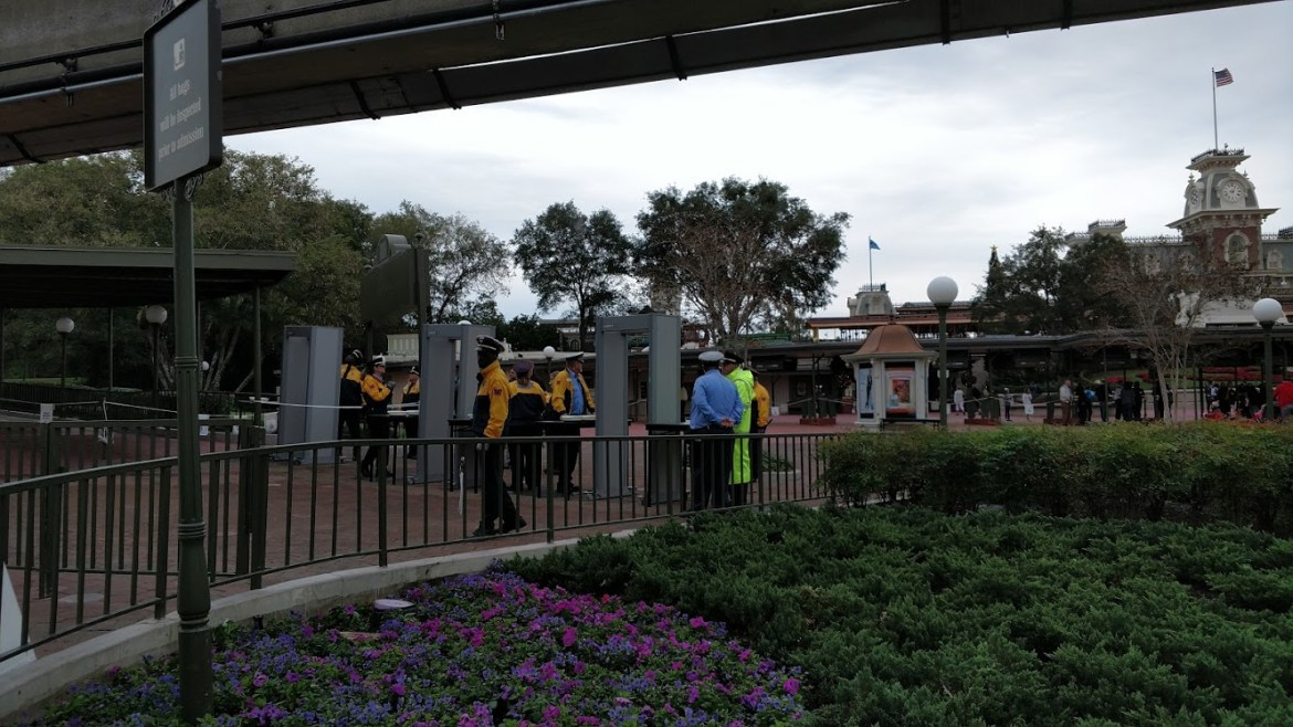 Are new security changes coming to Walt Disney World?
