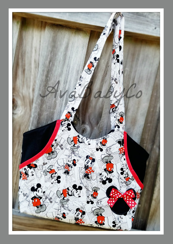 Carry All Your Essentials with a Chic Minnie Mouse Tote Bag