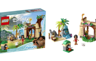 Build an Ocean Adventure with Lego Disney Moana Sets