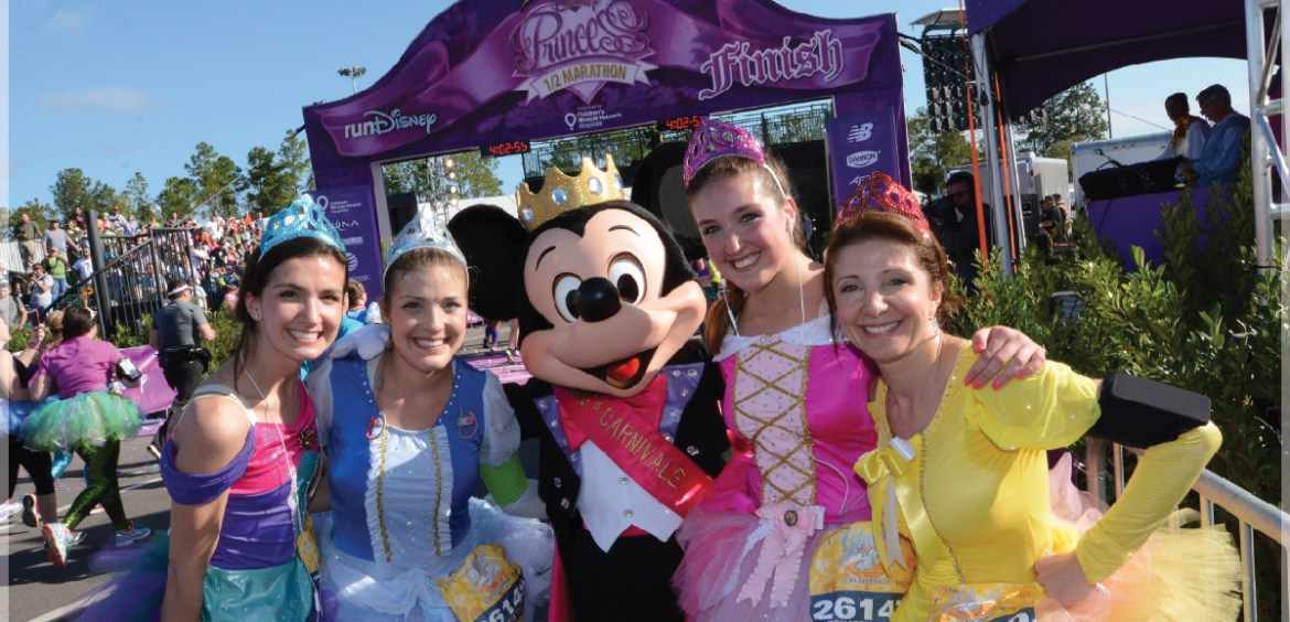 Early Run Disney Registration for Disney Vacation Club Members