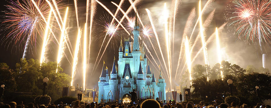 New Year's Eve Events for Guests at Walt Disney World Resort