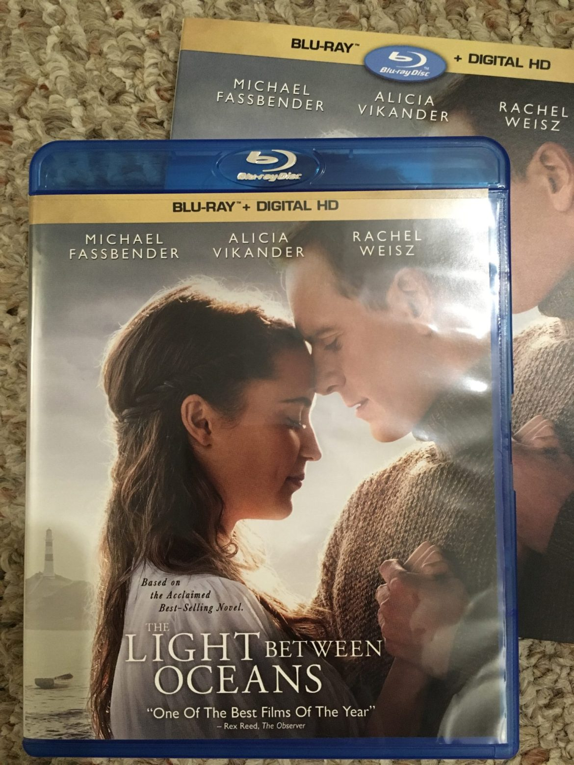 """Light Between Oceans"" Blu-Ray Review"