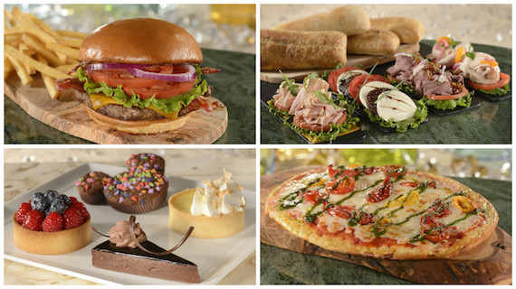 Gasparilla Island Grill at Disney's Grand Floridian Resort & Spa Reopens with a New Artisanal Menu