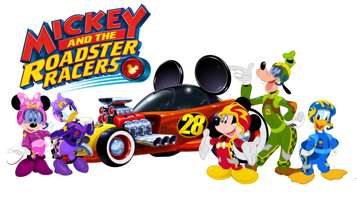 Mickey and the Roadser Racers Now On Disney Channel & Disney Junior