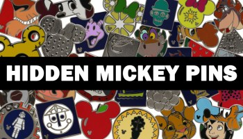8a97d405a66d New Hidden Mickey Pins for 2017 to Collect and Trade at Disney Parks