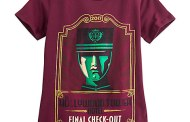 Say Farewell with these Final Check Out Tower of Terror Tees