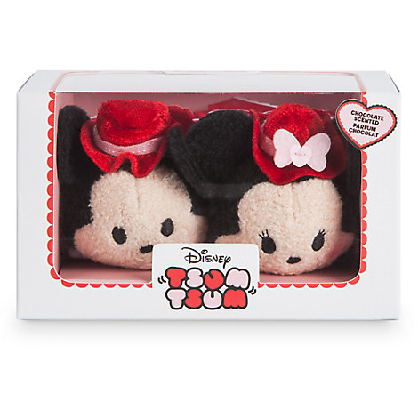 Valentine's Day and City Tsum Tsum Sets have Arrived for Tsum Tsum Tuesday