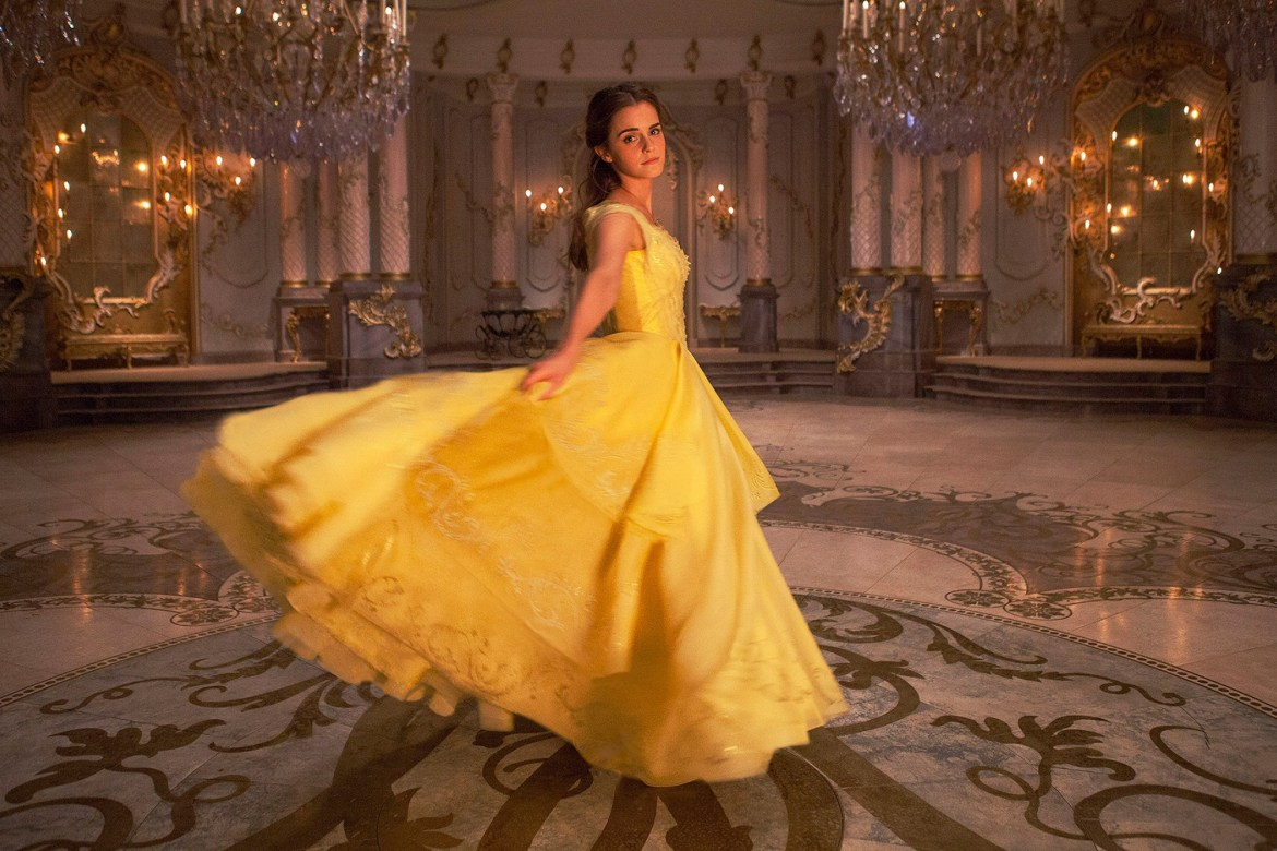 """Beauty and the Beast""s Emma Watson Reveals She Was Once Offered the Part of Cinderella for 2015 Live-Action Film"
