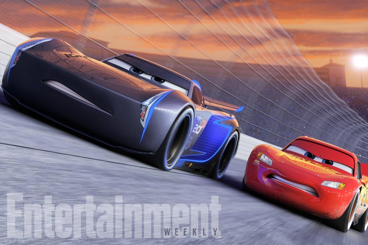 """""""Cars 3"""" First Look, Meet The New Crop of Cars"""