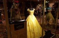 Beauty and the Beast Sneak Peek and Costume Dress On Display at One Man's Dream