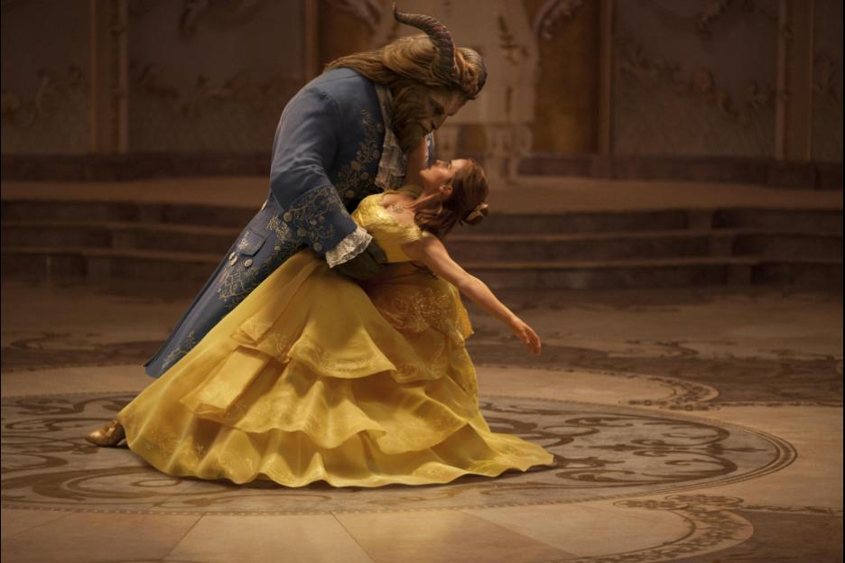 """Disney's """"Beauty And The Beast"""" Charms It's Way To The Top Of The Box Office"""