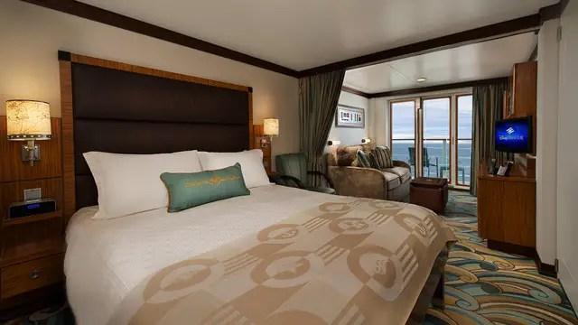 New Concierge Staterooms Coming to Disney Magic and Disney Wonder