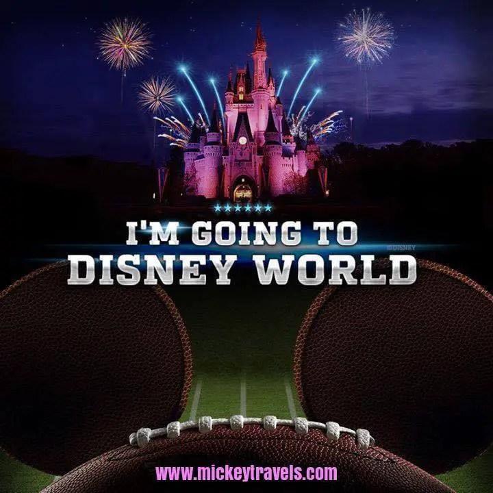 Celebrate New England's Super Bowl Victory at the Walt Disney World Swan & Dolphin Resort