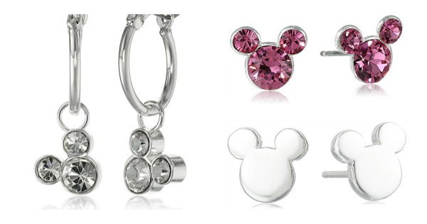 Five Beautiful Pairs of Disney Earrings for Under $20!
