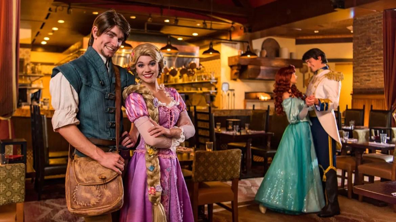 "Details on Disney's new ""Bon Voyage Adventure Breakfast"" at Trattoria al Forno"