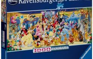 Enchanting Ravensburger Disney Panoramic 1000 Piece Puzzle