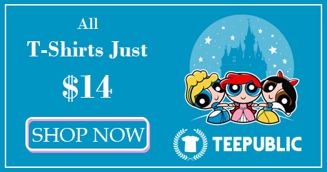 TeePublic $14 T-Shirt Sale is on for February!