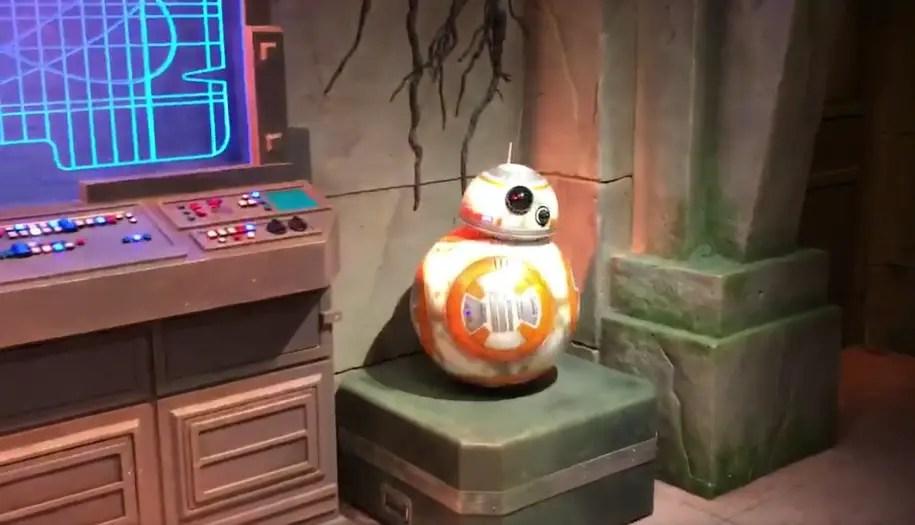BB-8 is now greeting guests at Hong Kong Disneyland coming soon to Hollywood Studios