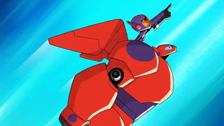 "Disney XD Orders A Second Season Of ""Big Hero 6: The Series"" Before It's Fall Premiere"