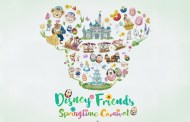 Hong Kong Disneyland to Host 'Disney Friends Springtime Carnival'