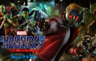 Telltale Games and Marvel Premiere Trailer for Marvel's Guardians of the Galaxy: The Telltale Series