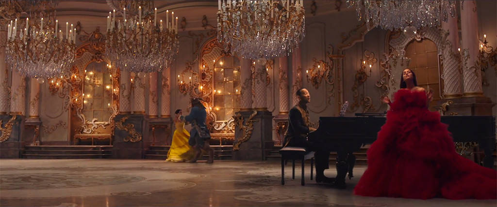 Watch the New Beauty and the Beast Music Video as Performed by Ariana Grande and John Legend