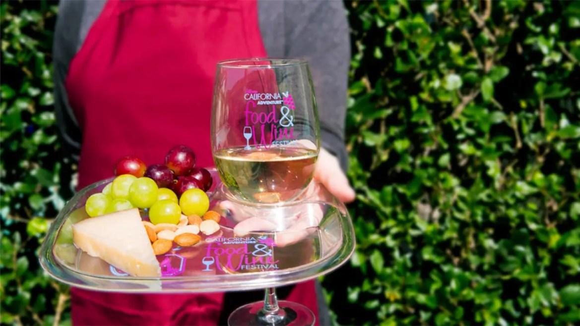 Disney Releases Video of California Adventure Food & Wine Festivities
