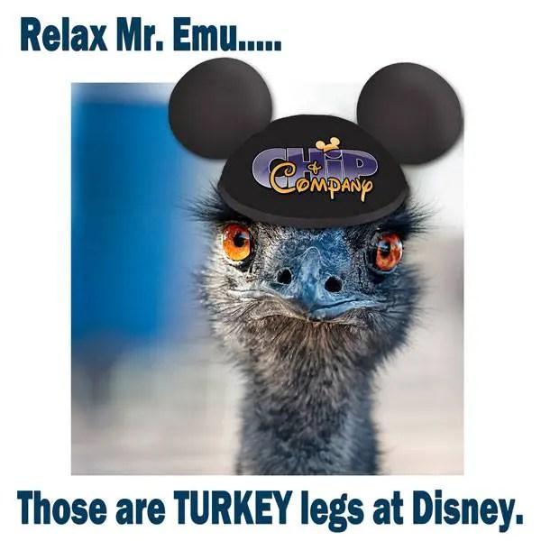 Disney's Turkey Legs Aren't What They Seem According to Tangled's Zachary Levi