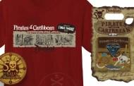 Pirates of the Caribbean 50th Anniversary Merchandise at Disneyland Park