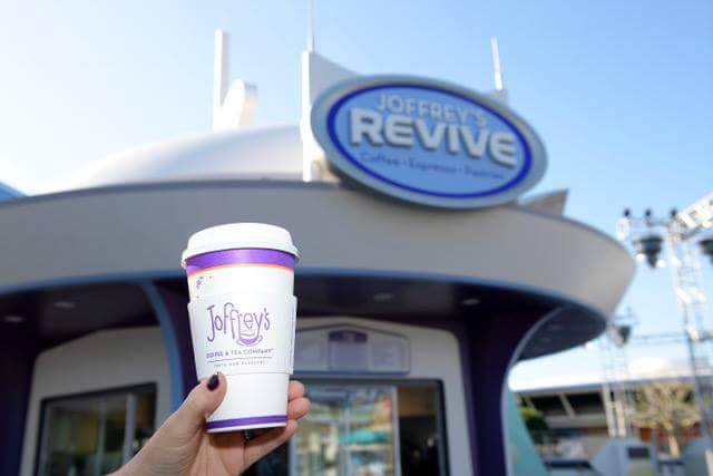 Joffrey's Revive Kiosk Officially Opens at Magic Kingdom's Tomorrowland
