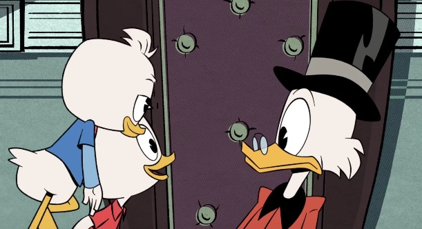 First Look For The New DuckTales Series!