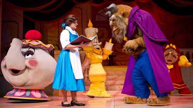 Beauty and the Beast - Live on Stage in Hollywood Studios