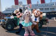 Duffy Bear Has a New Friend Stella Lou Joining him at Tokyo Disney Sea